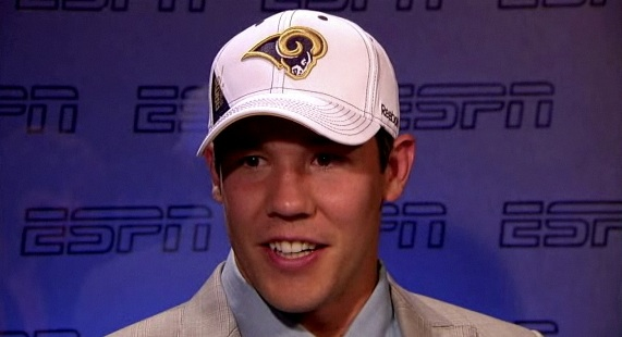 SAM BRADFORD is Rich Biatch!