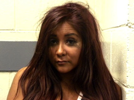 jersey shore snookie punched. Snookie from Jersey Shore!